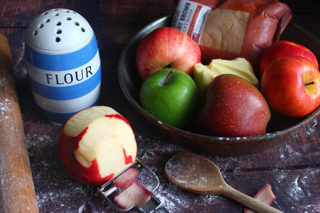Make a VegHow To Make a Vegan Apple Piean Apple Pie