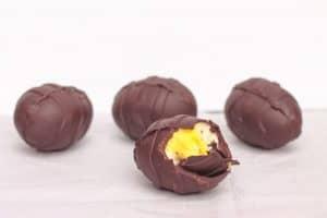 Vegan Cream Eggs