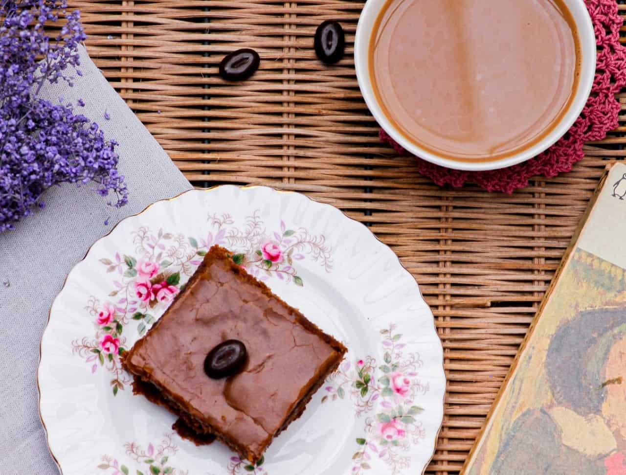 How to Make Vegan Espresso Brownies